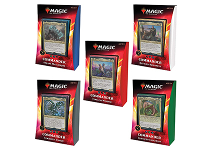 magic the gathering decks