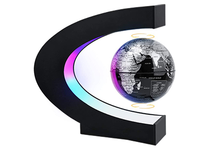 magnetic levitating object