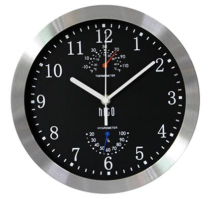 modern silent wall clock
