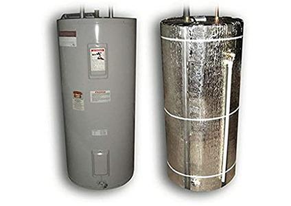 mws water heater blanket