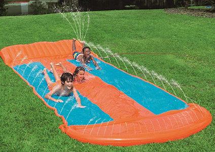n/l water slide