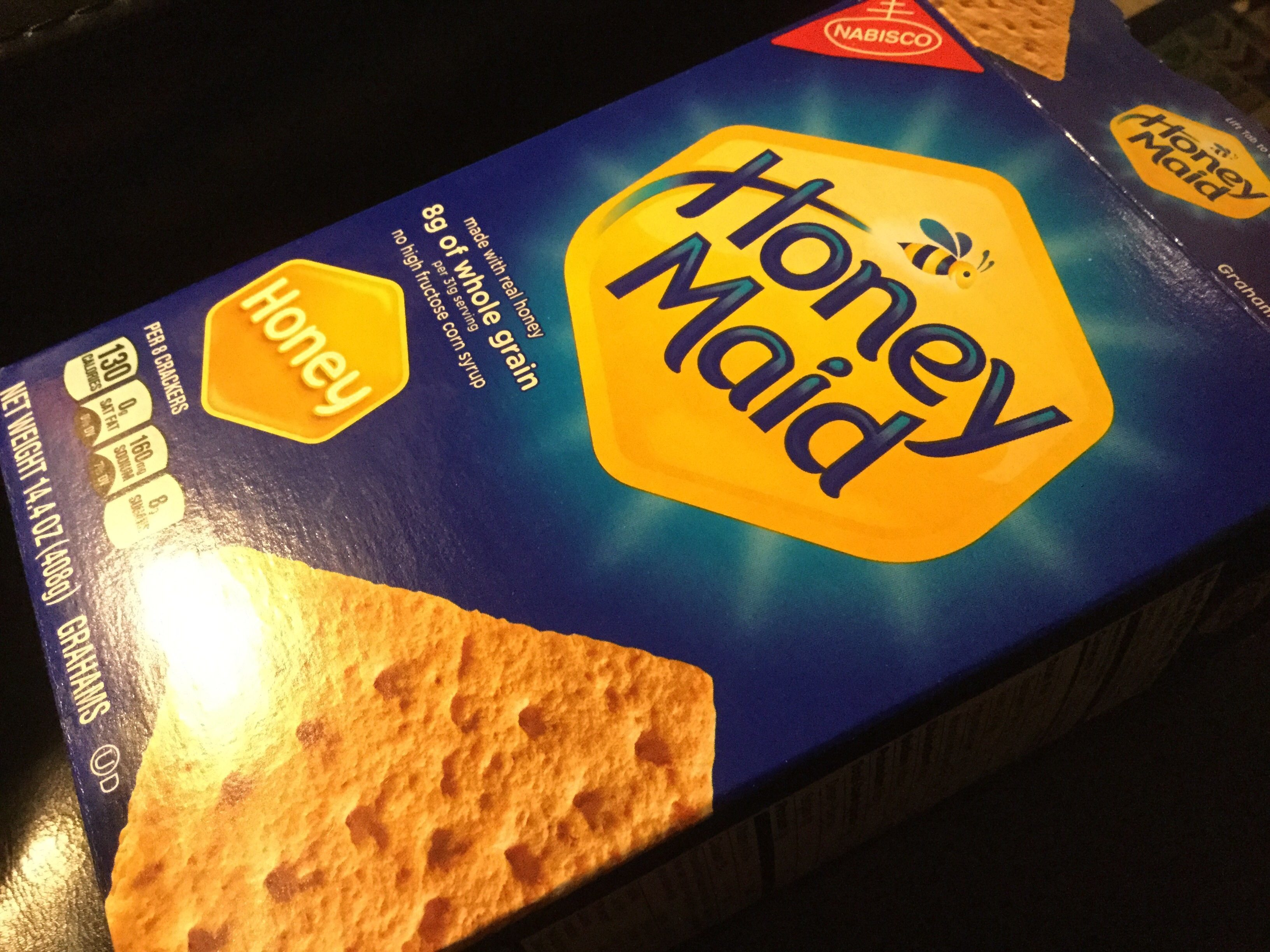 Long-term problem: Honey Maid graham crackers smell bad