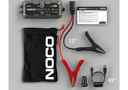 noco battery jump kit