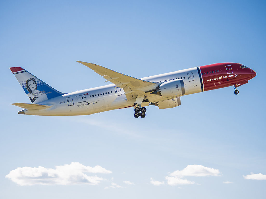 Norwegian Air To Offer 65 One Way Trans Atlantic Fare