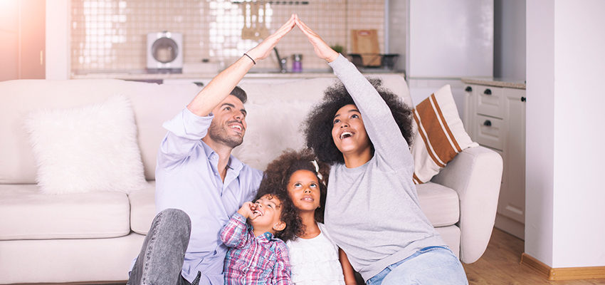 parents shaping home over kids