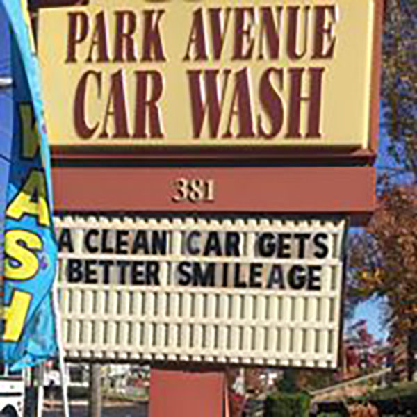 Car wash incident highlights unintended acceleration problem