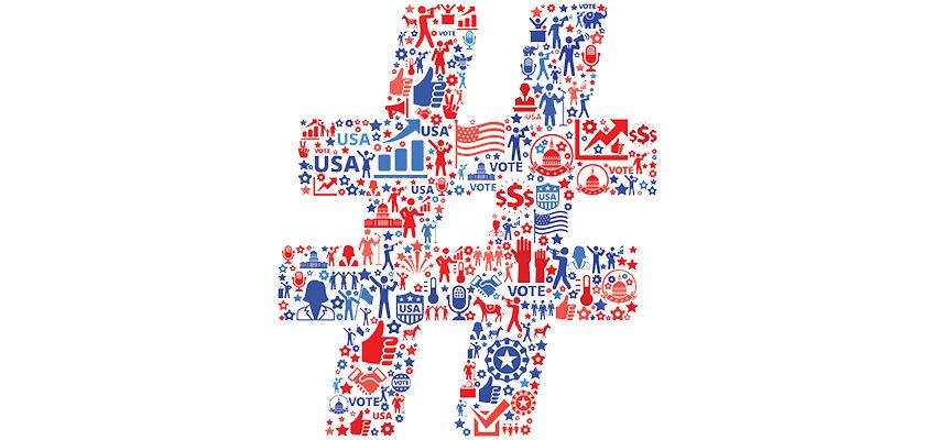 patriotic hashtag