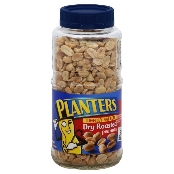 Planters Dry Roasted Peanuts Get Heart Healthy Designation