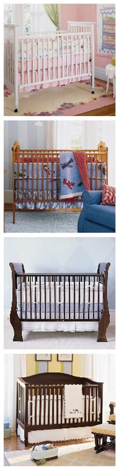 Photo of recalled cribs