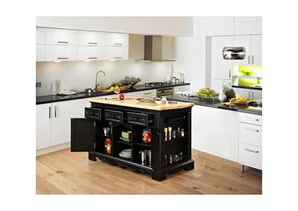 powell kitchen island