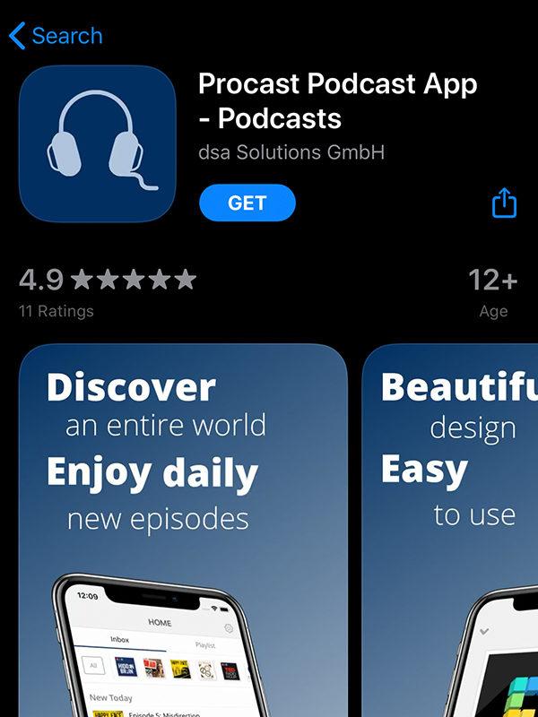 procast app store