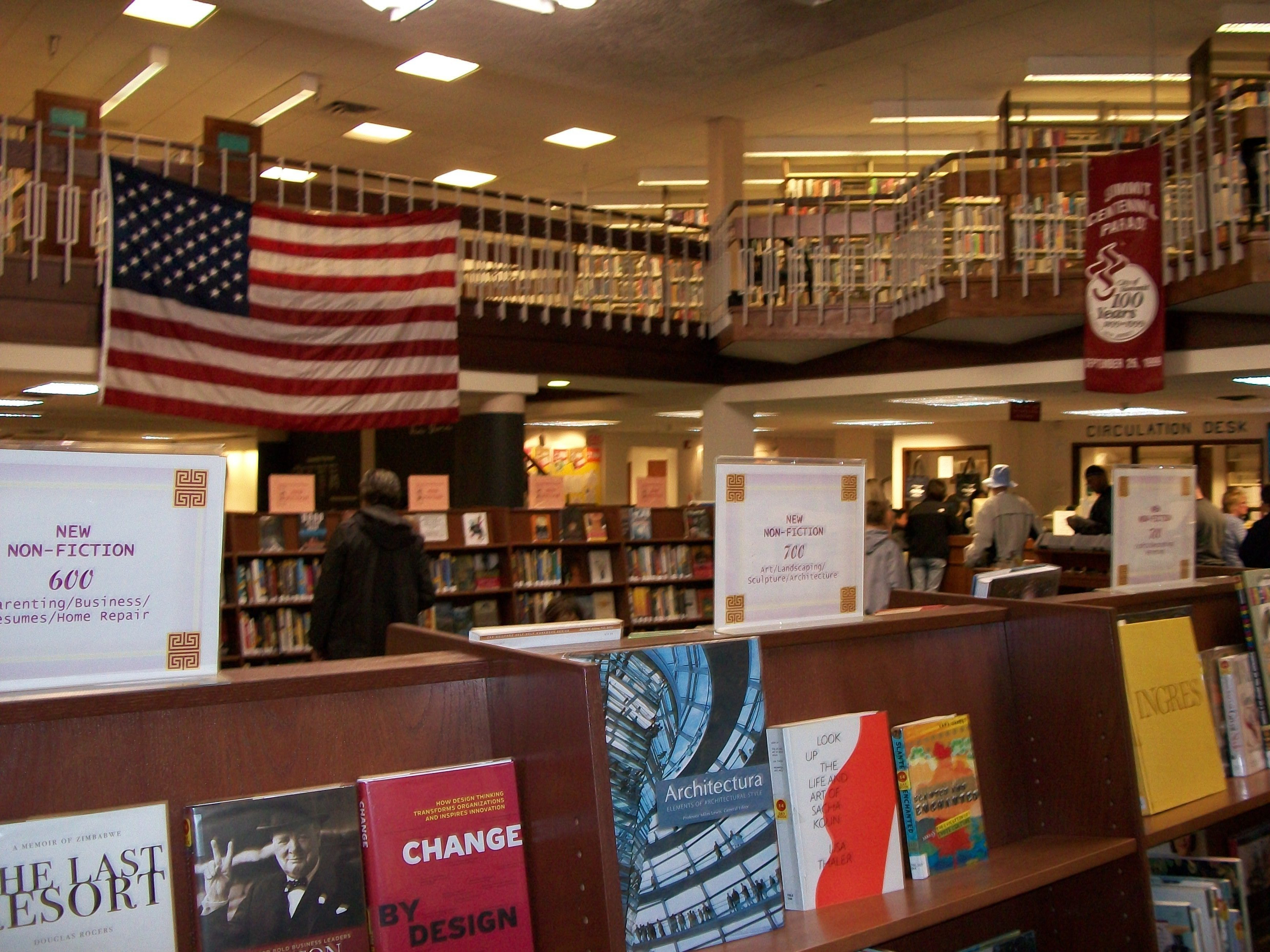 how public libraries fit into the digital age