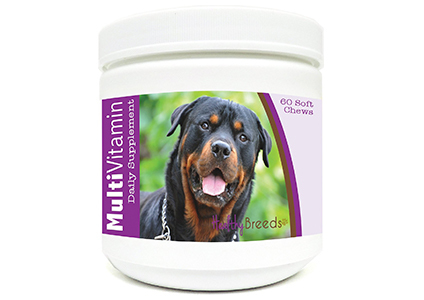 rottweilers soft multivitamin