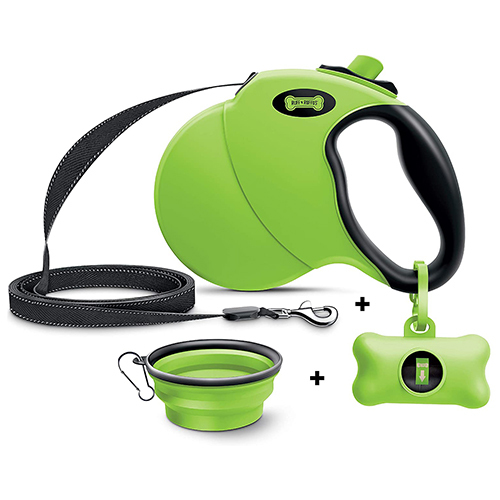 ruff n ruffus retractable dog leash