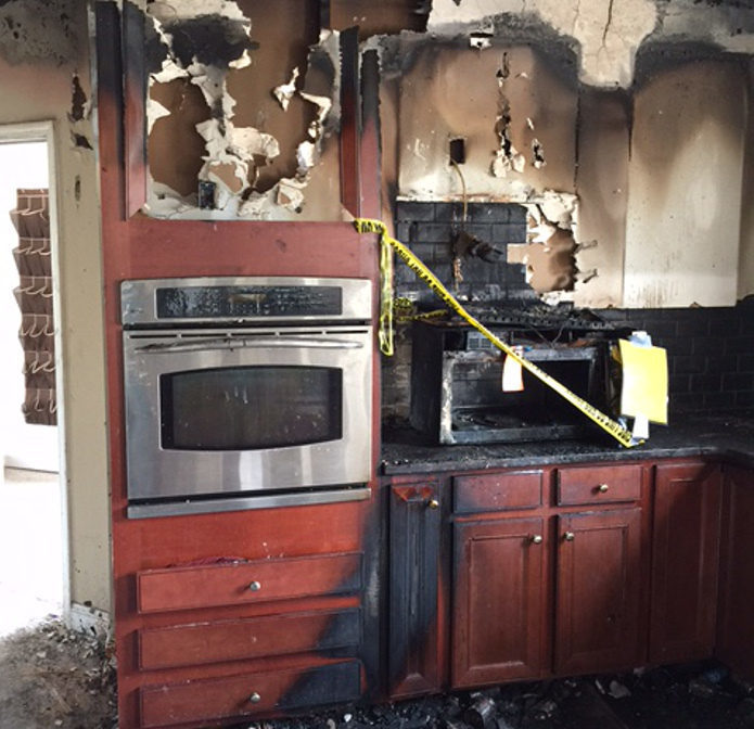 Microwaves A Fire Hazard In Your Kitchen