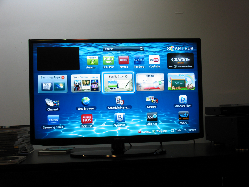 netflix will start recommending the smartest smart tvs. Black Bedroom Furniture Sets. Home Design Ideas