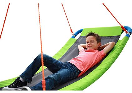 slidewhizzler platform swing
