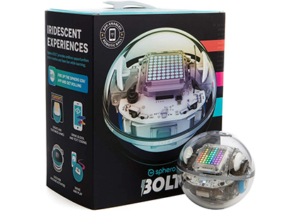 sphero bolt robot ball