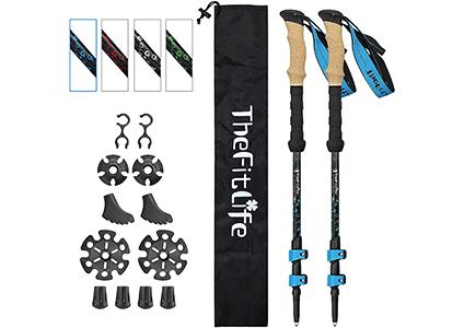 the fit life walking sticks