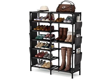 tribesigns-shoe-racks