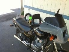 photo of motorbike