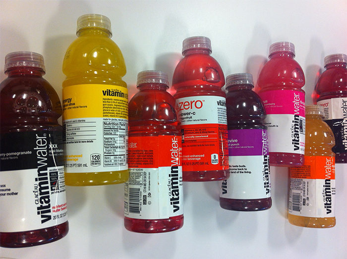 Vitaminwater Settles Suit Adds Quot With Sweeteners Quot To Its Label