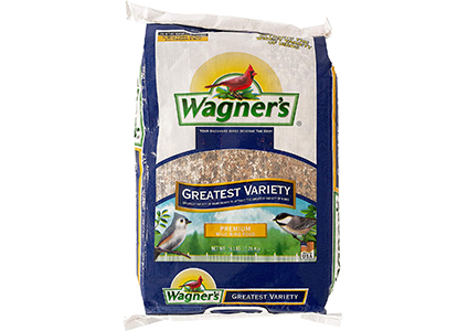 wagners bird feed