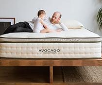 Avocado Vegan Mattress image