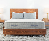 Cedar Natural Luxe Mattress image