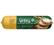Vital Balanced Nutrition, Chicken & Whole Grain Fresh Dog Food image