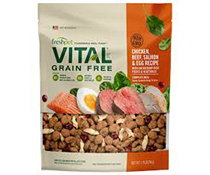 Vital Complete Meals, Chicken, Beef, Salmon & Egg image