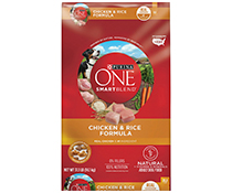 ONE SmartBlend, Chicken & Rice Recipe image