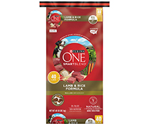 ONE SmartBlend, Lamb & Rice Recipe image