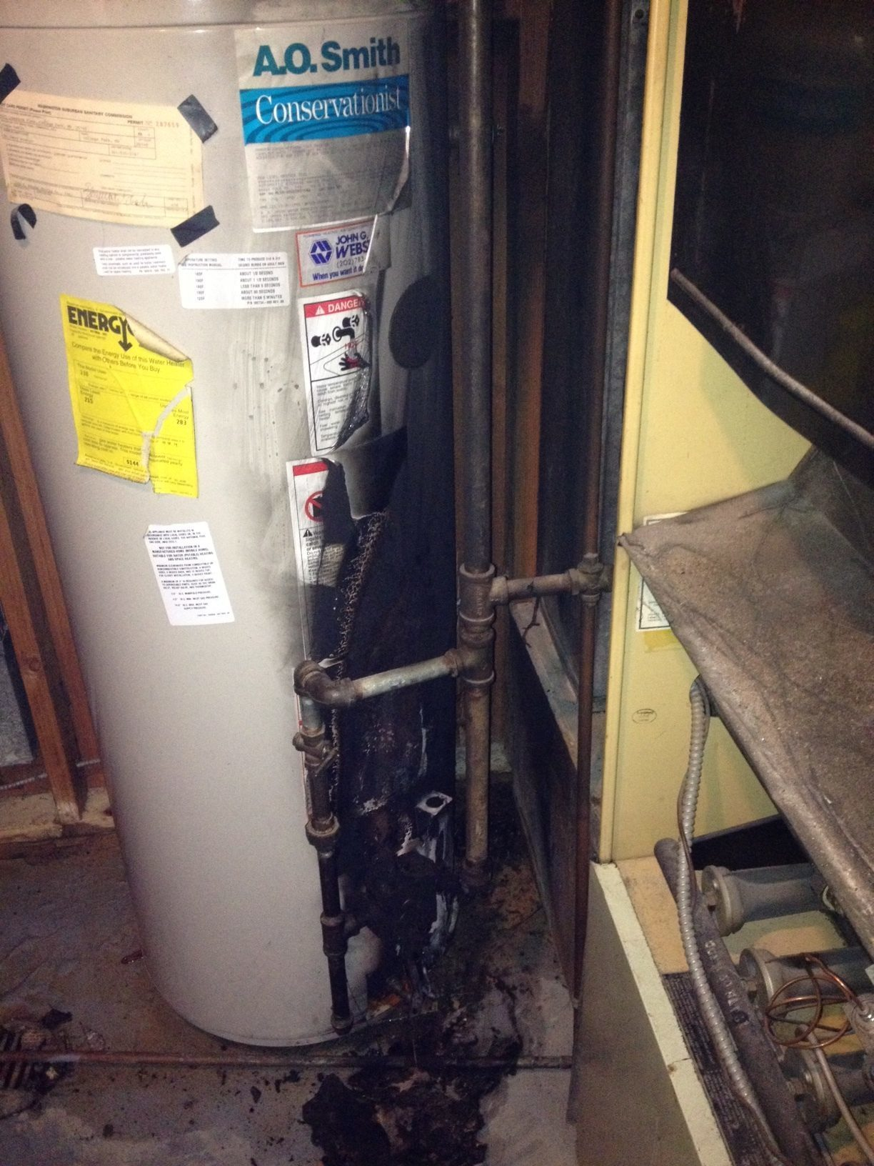 top 413 reviews and complaints about a o smith water heaters page 5 - Gas Water Heater Reviews