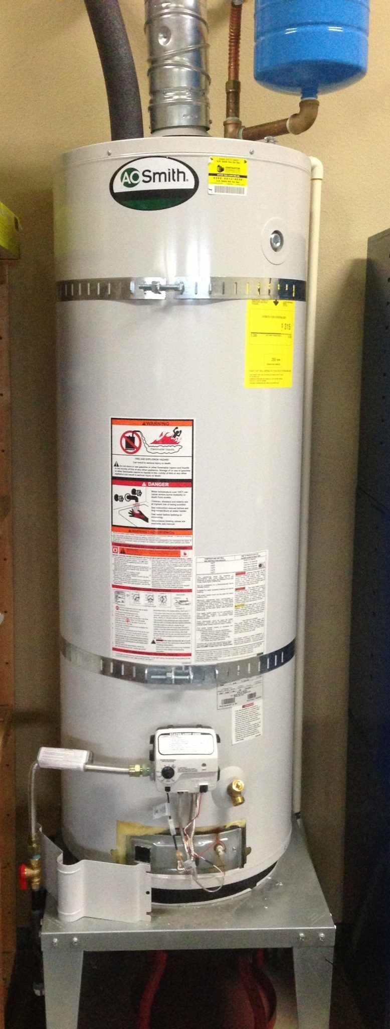 Dating ao smith water heater