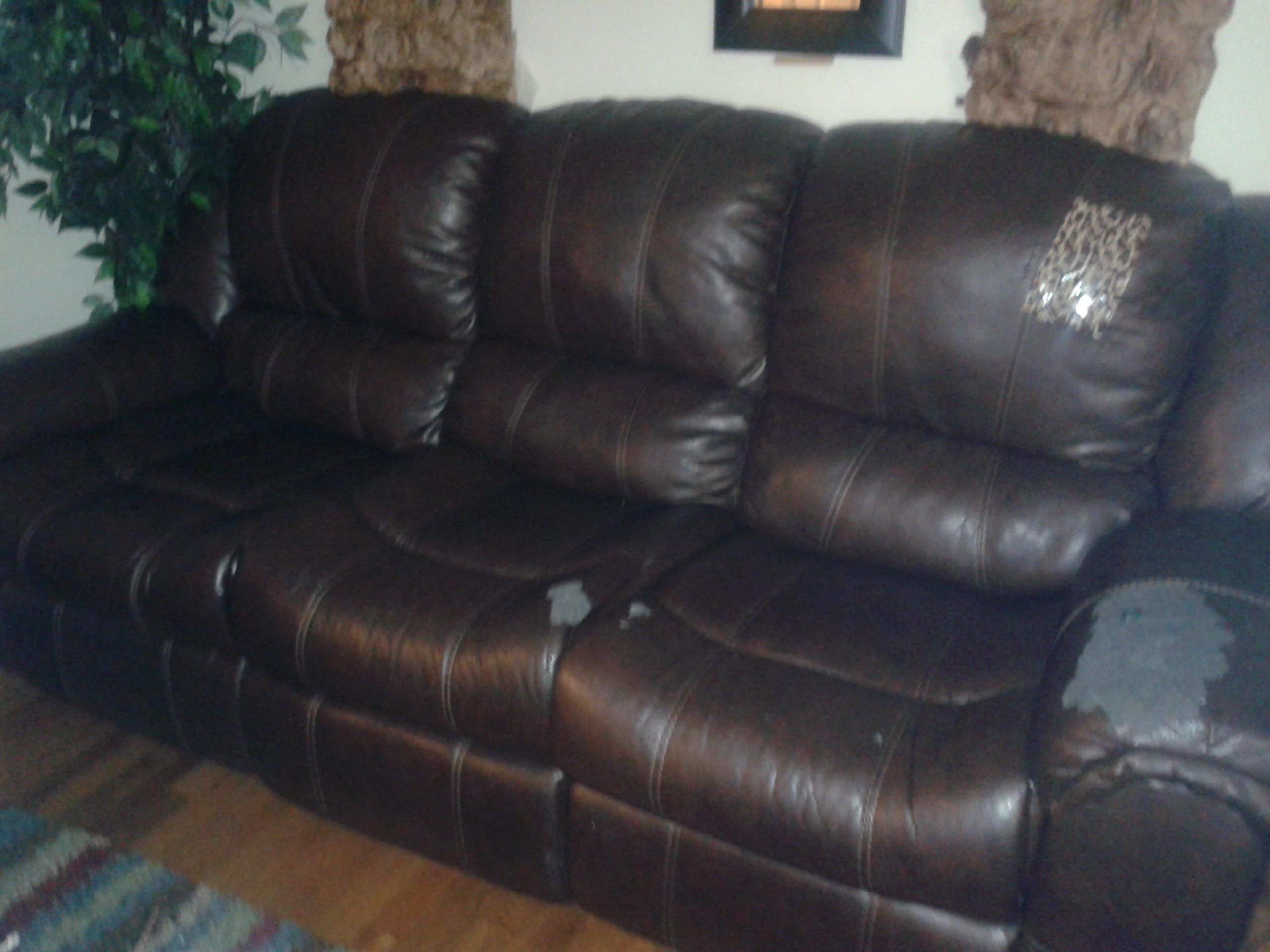 American signature leather sofa leather living room for American signature couch