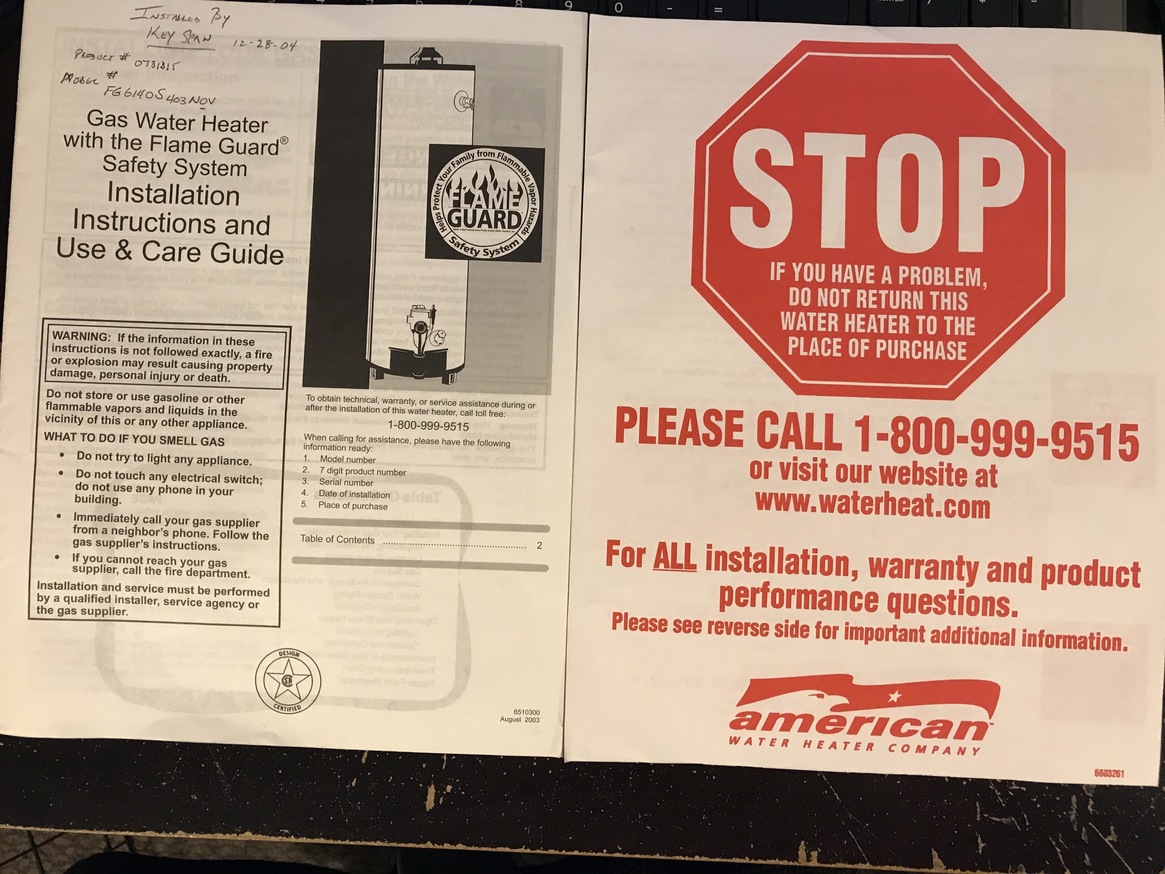 Top 256 Reviews And Complaints About American Water Heater