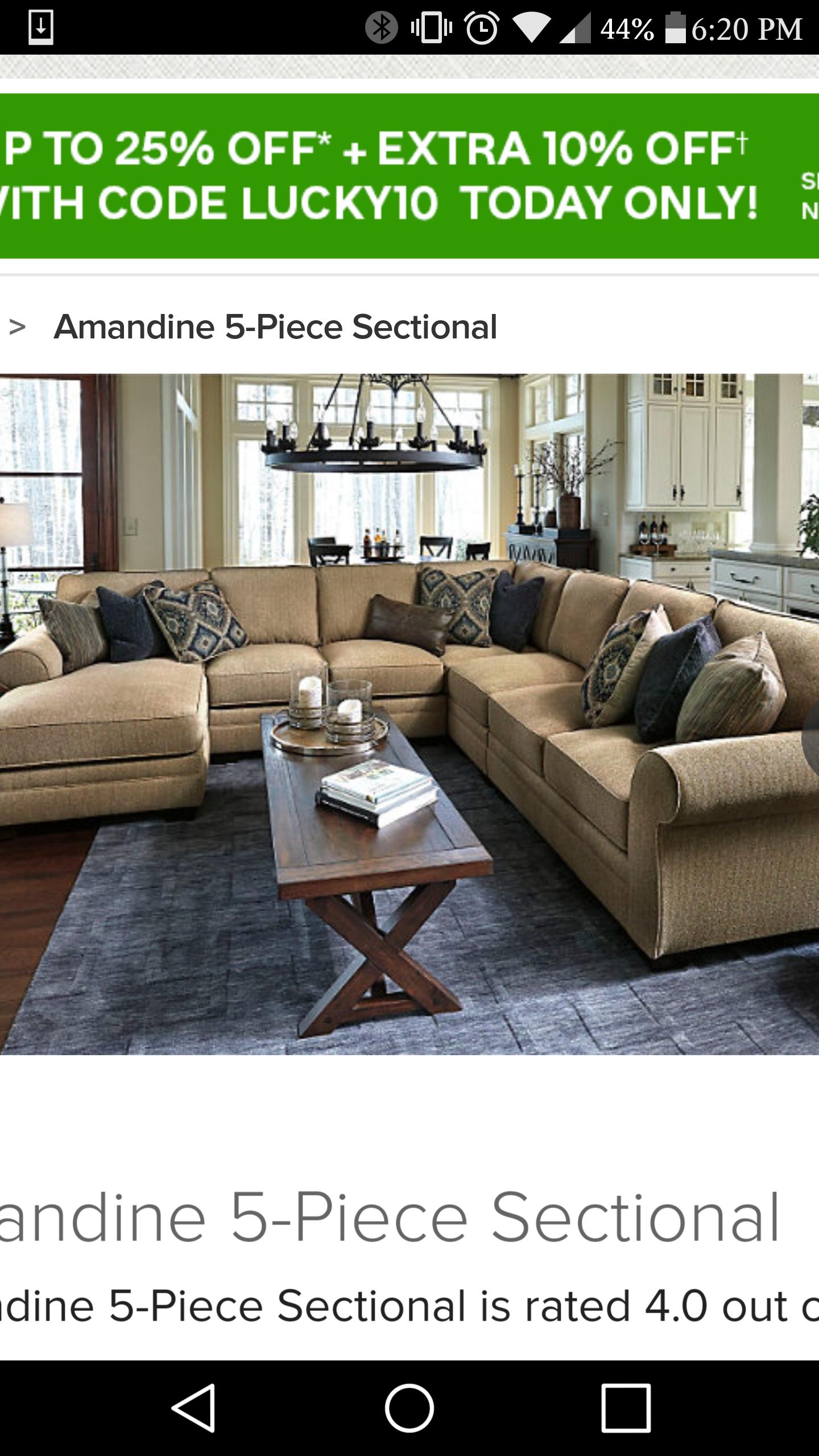 Ashley Furniture Customer Service
