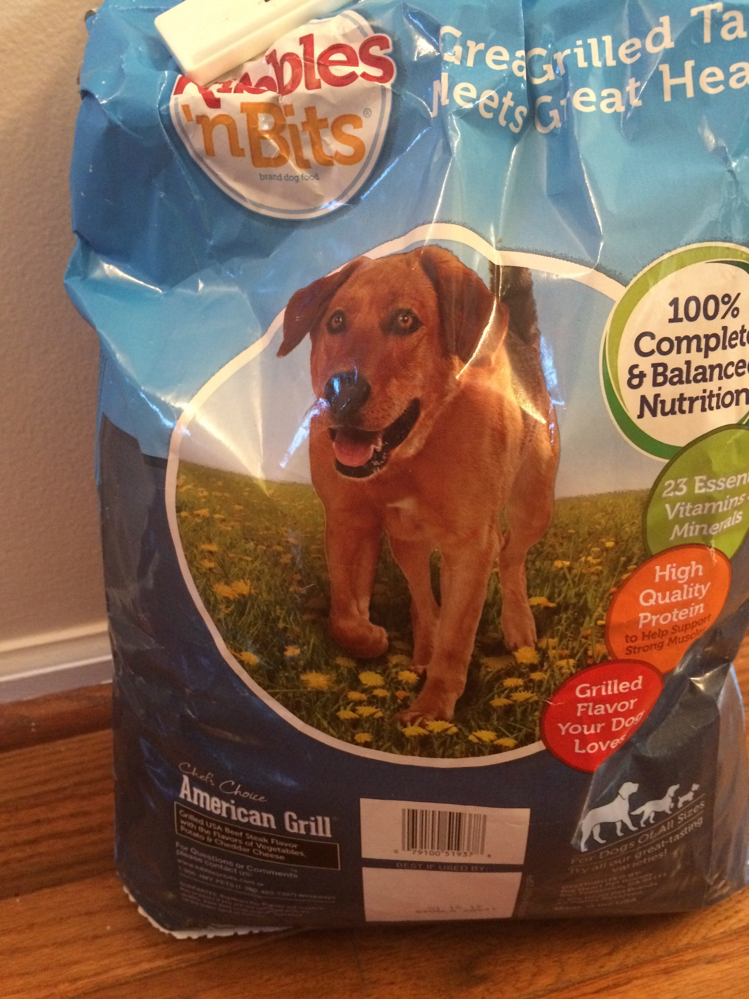 Pedigree Dog Food Seizures