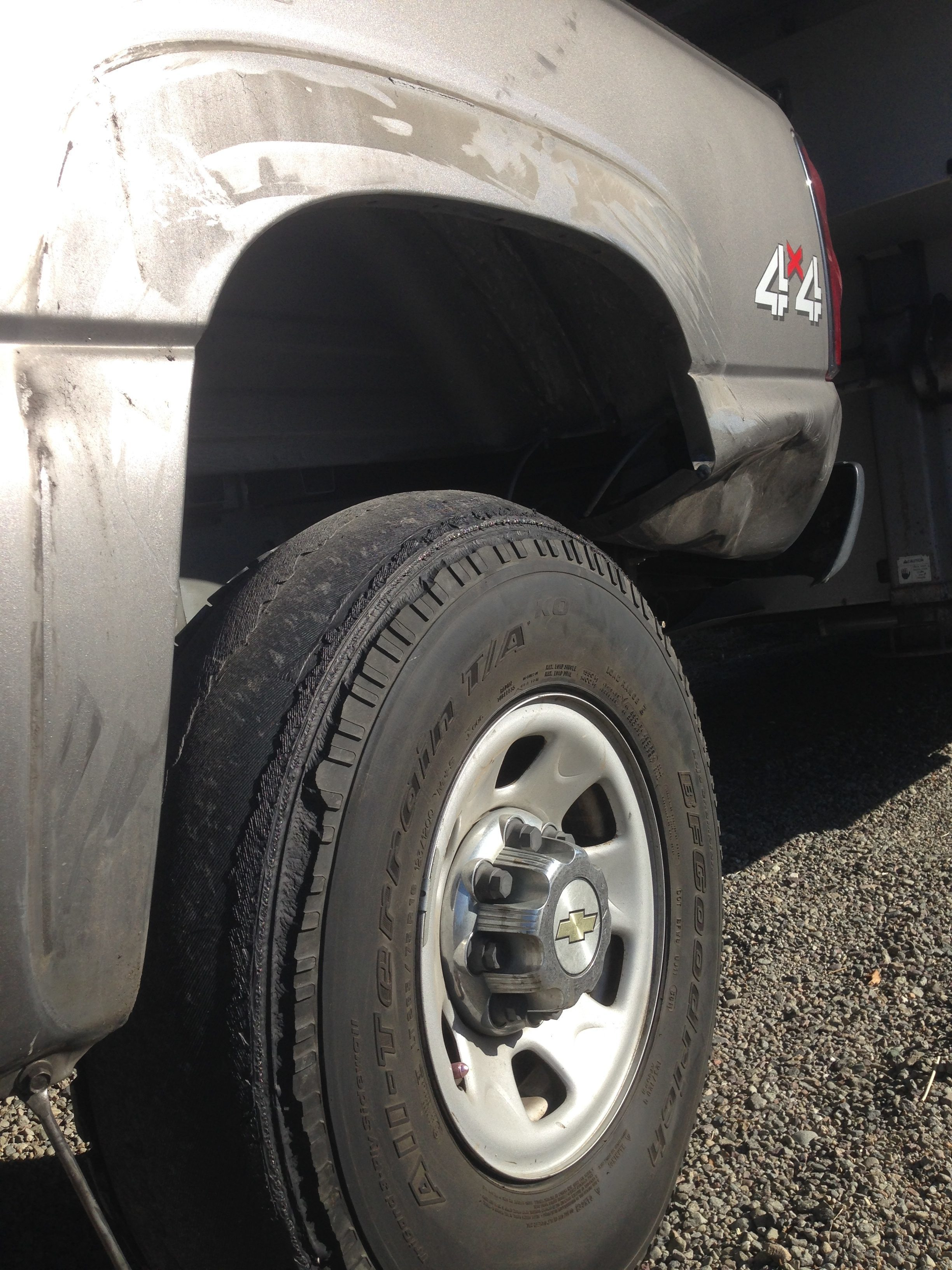 Top 153 Complaints and Reviews about B.F. Goodrich Tires