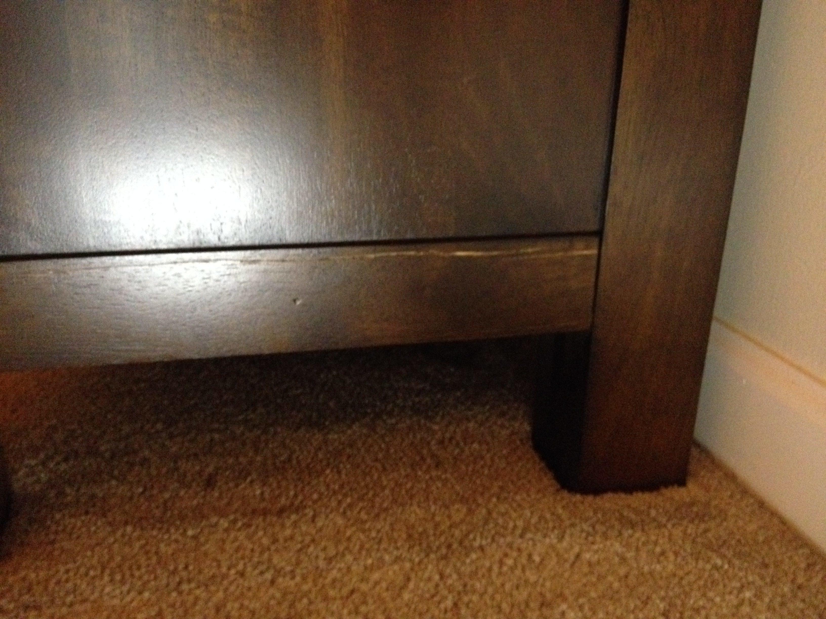Bobs Adjustable Bed Bedroom Kings Brand Furniture 7 Leg Adjustable Metal Bed Frame With Center