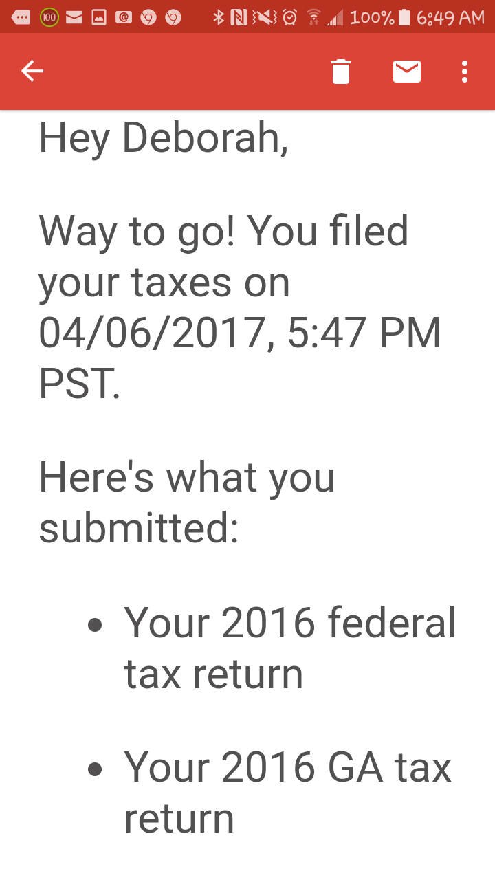 Claimed They Filed My Federal Return But Claimed It Was Rejected Because My  Daughter Turned 17 In 2017 Never Did File My State Return Totally Screwed  Me