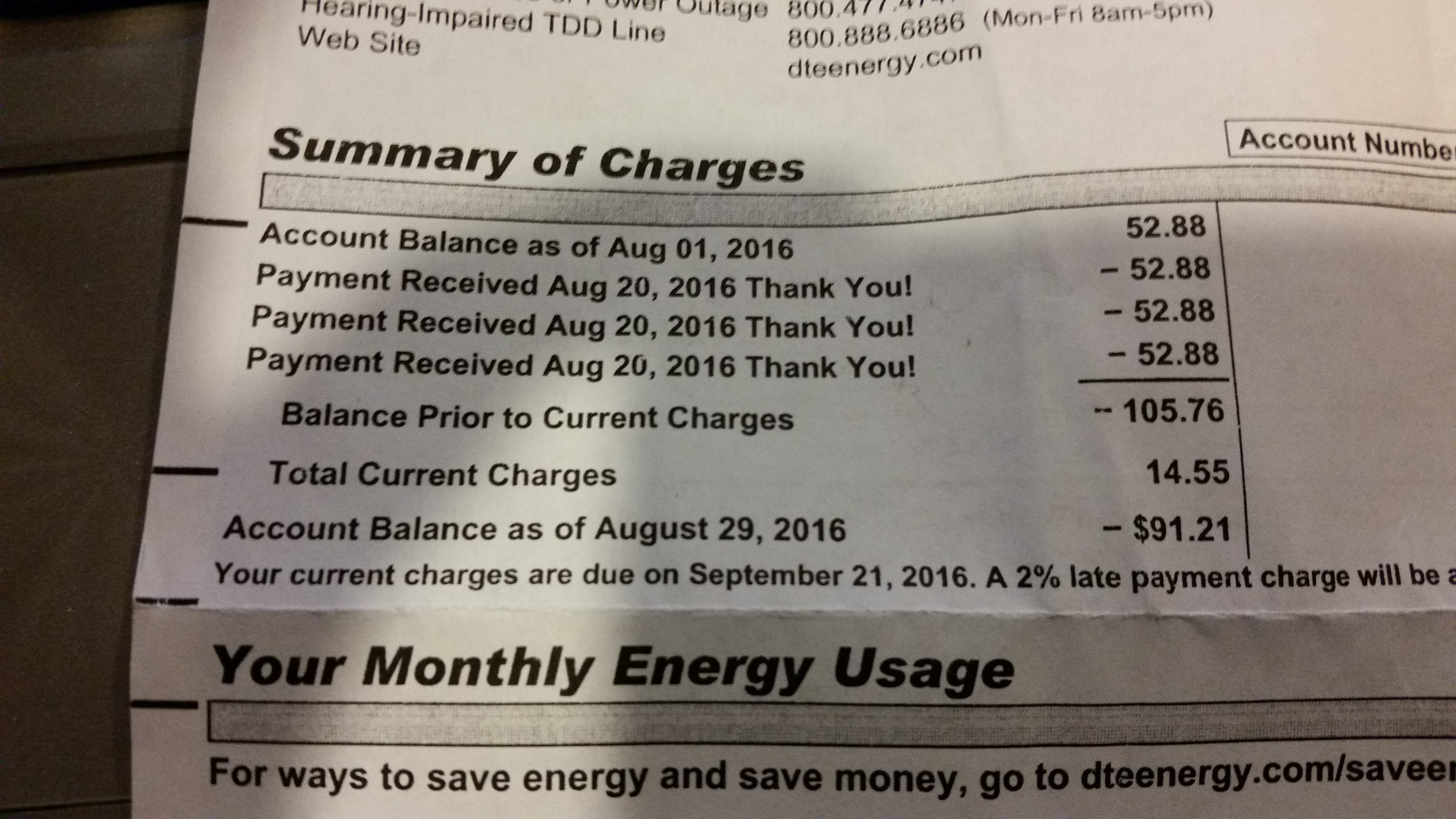 top 154 complaints and reviews about dte energy | page 2