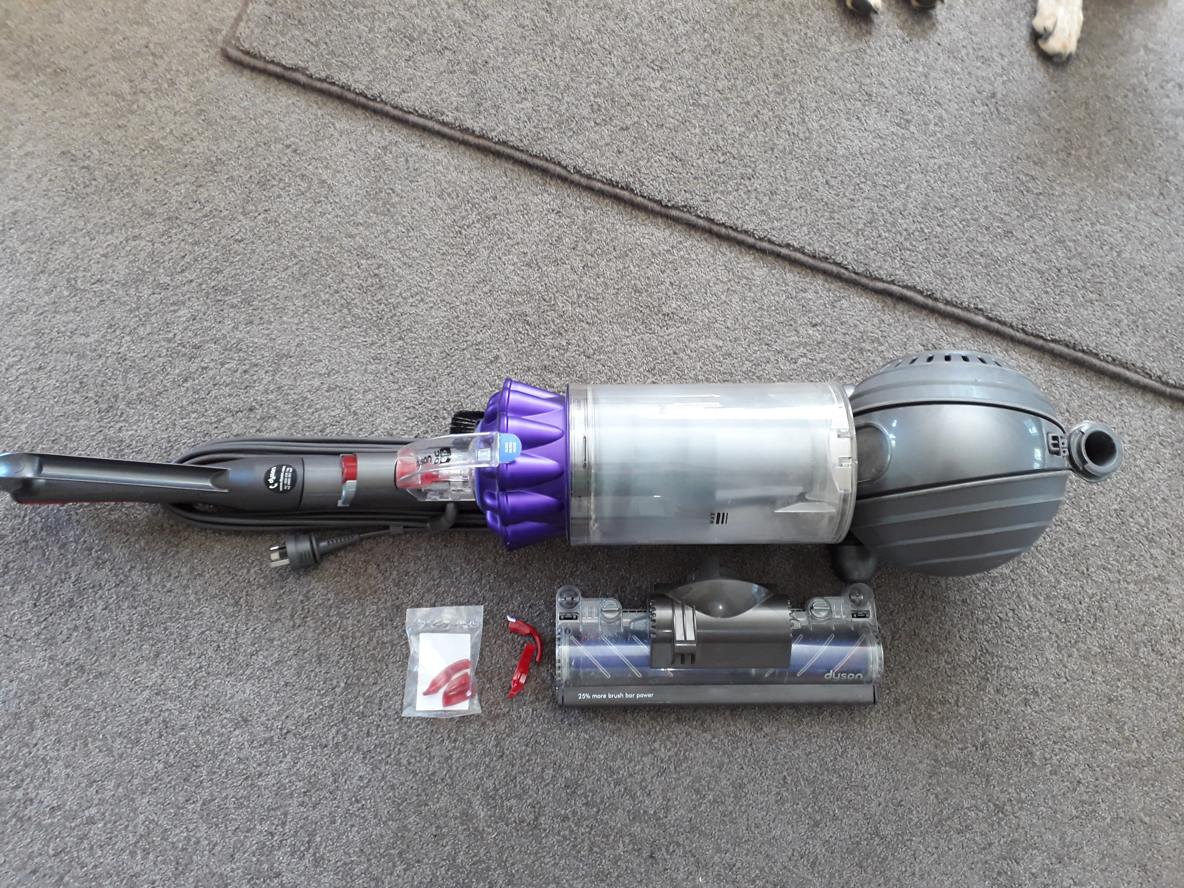 dyson ball instructions dc25
