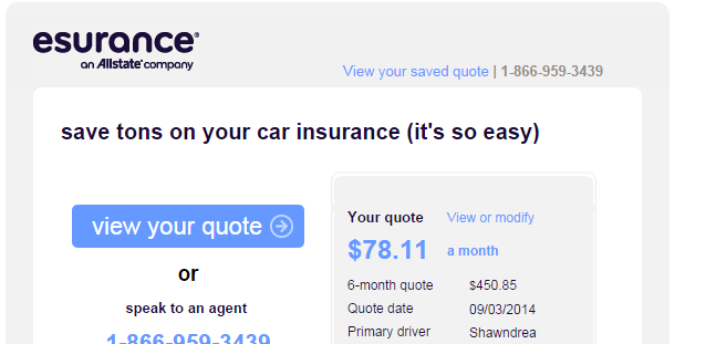 Esurance Quote Best Esurance Quote Brilliant Auto Insurance Quotes Buy Online Car