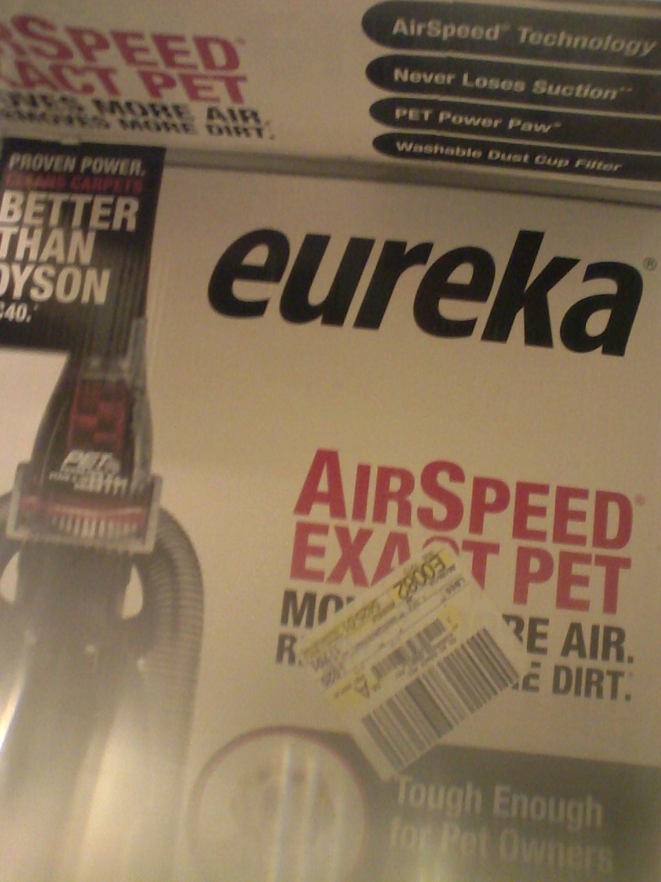 top 39 complaints and reviews about eureka appliances purchased vacuum cleaner in motor burned out in took in for repairs under warranty almost 2 weeks after and not ready called eureka to