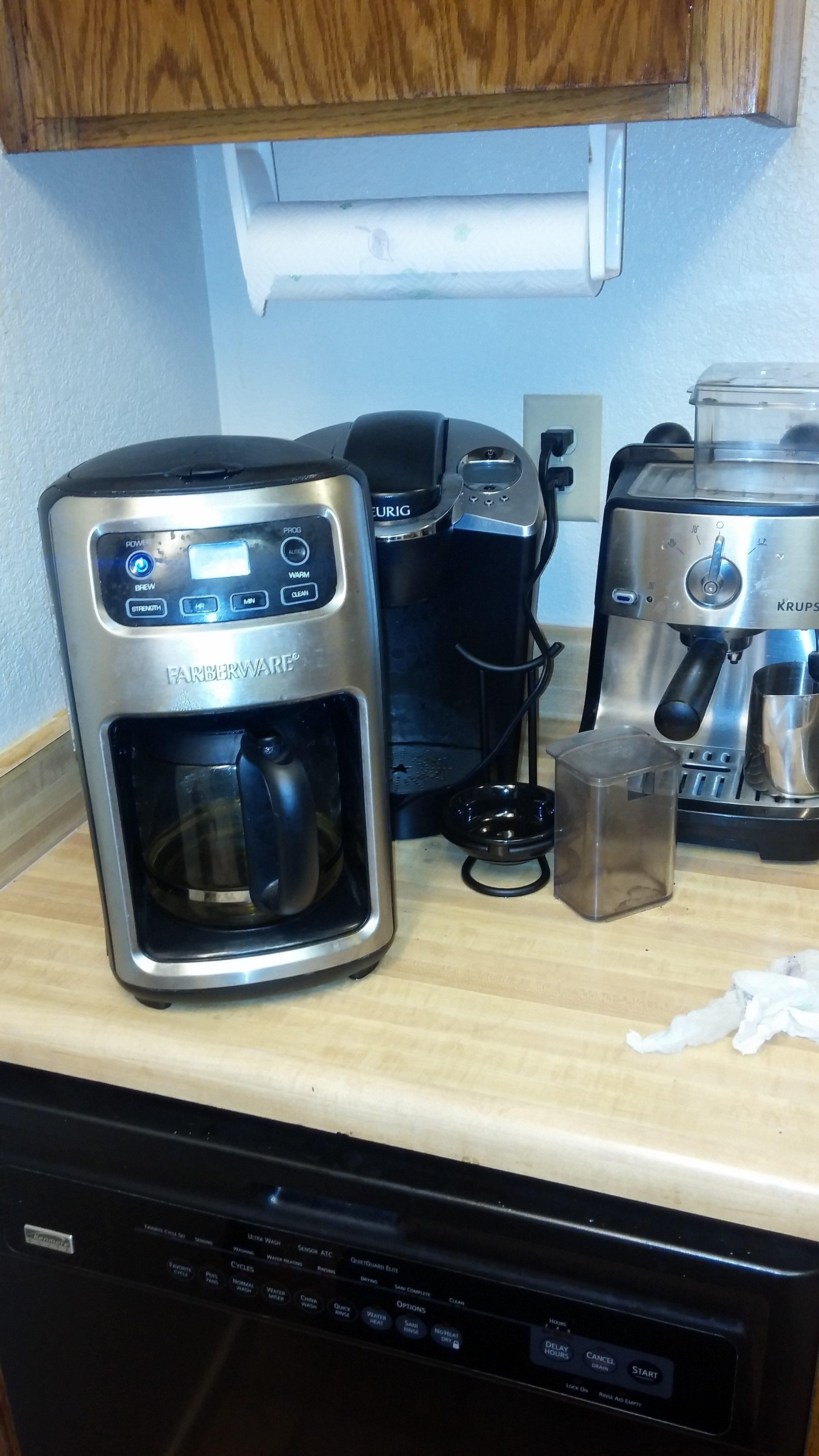 Farberware Coffee Maker Ratings : Top 119 Complaints and Reviews about Farberware Coffee Makers