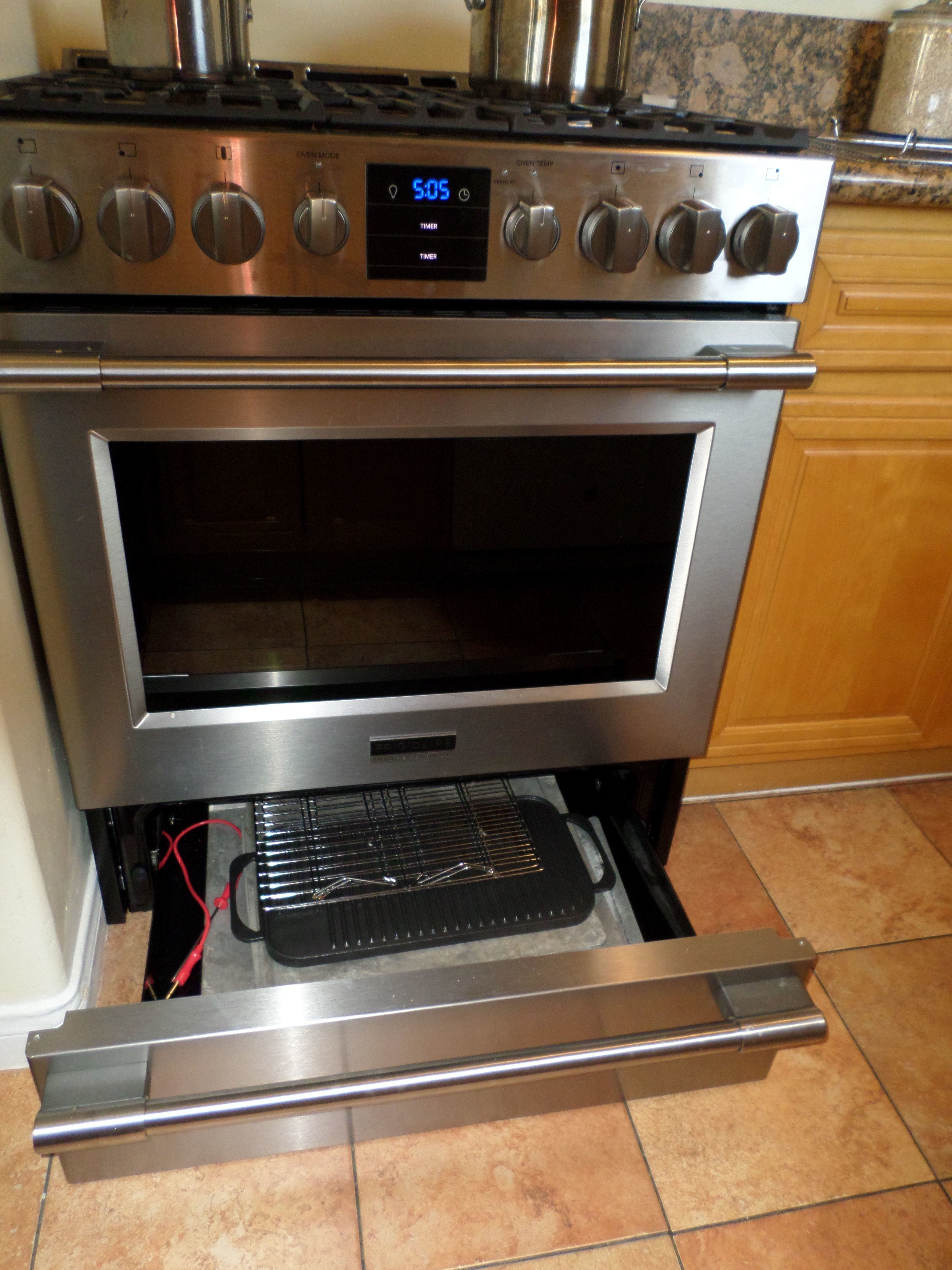 Gas Range With Gas Oven Top 166 Reviews And Complaints About Frigidaire Gas Ranges Page 2