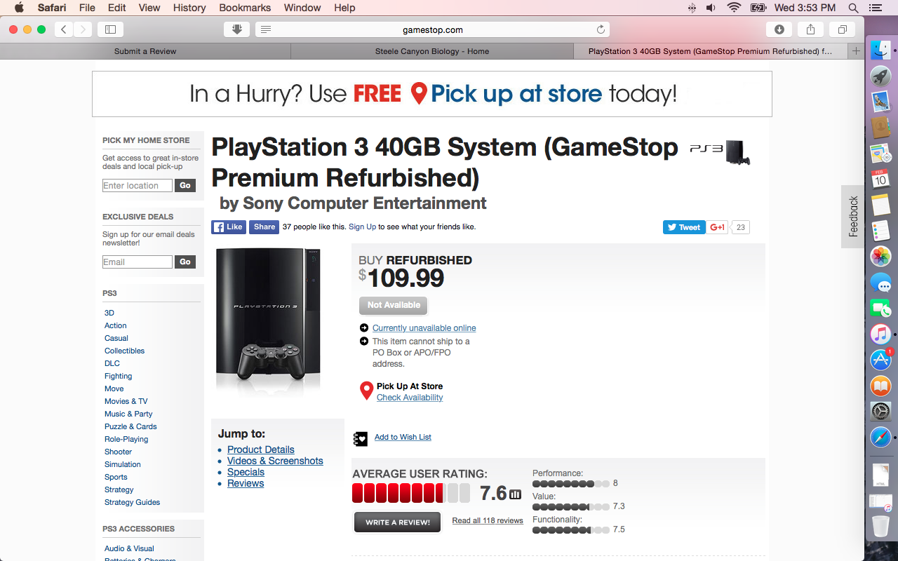 Top 249 Complaints and Reviews about Gamestop | Page 3