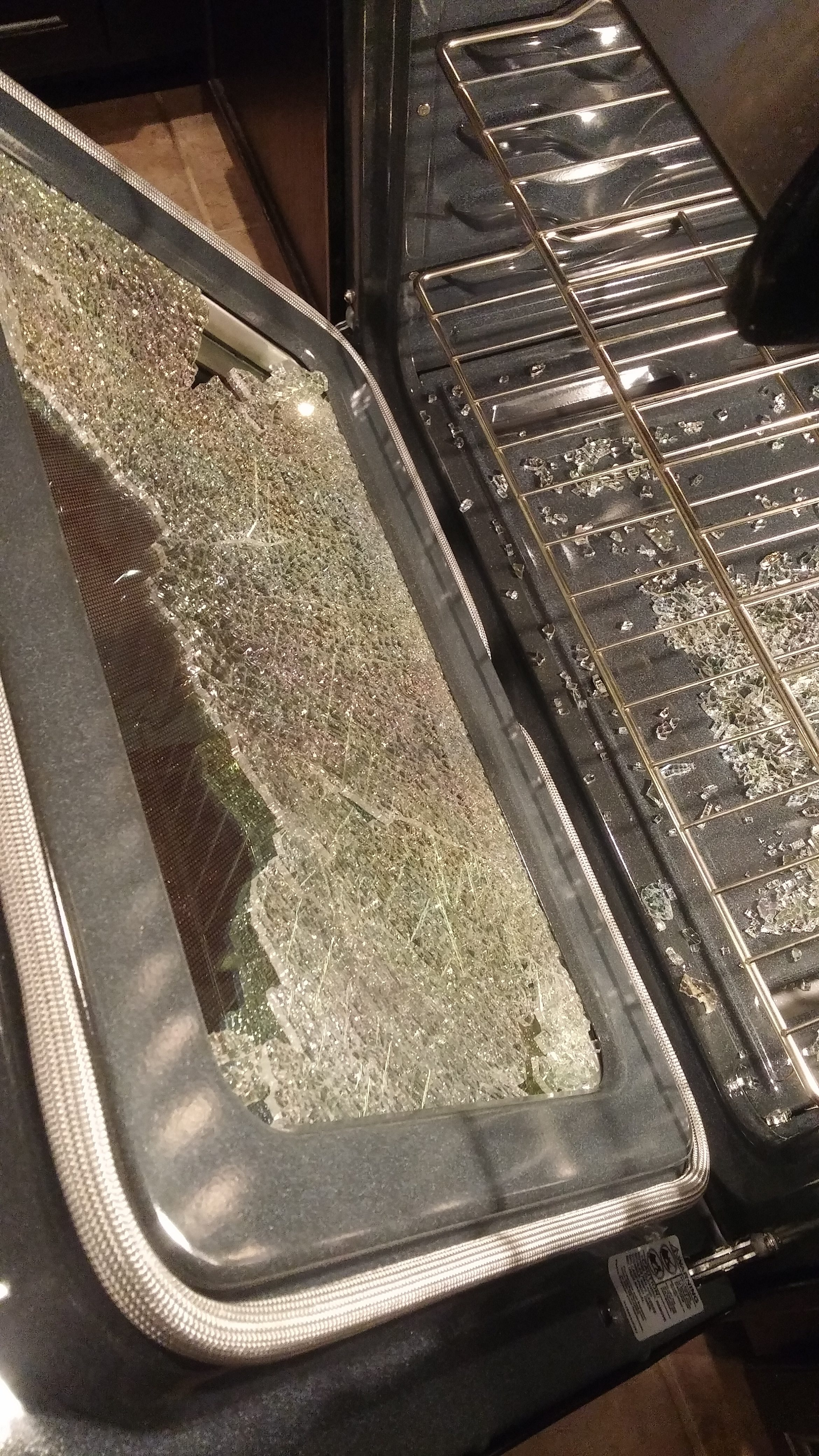Can parts be purchased for old GE ovens?